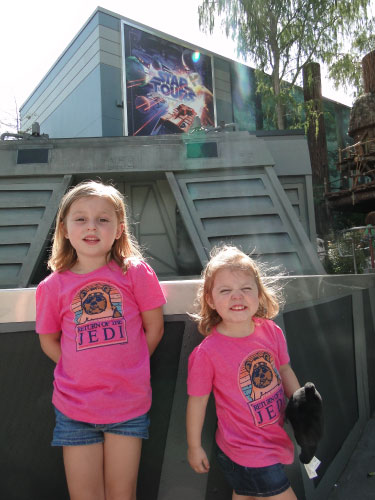 Disney World Star Tours