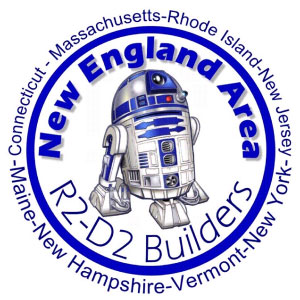 New England R2-D2 Builders