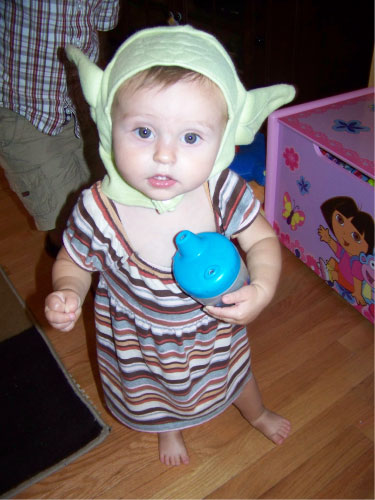 My Little Yoda