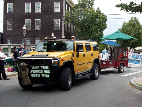 Bunker Hill Parade 2009