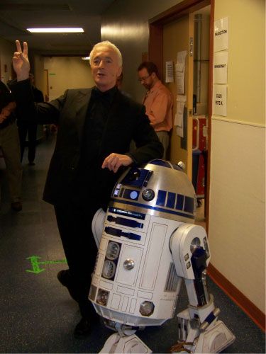 Anthony Daniels - C-3PO