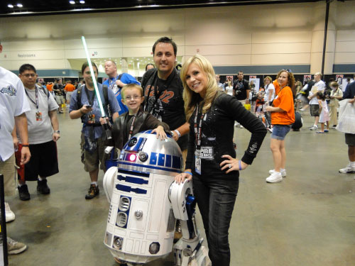 Ashley Eckstein - Ahsoka Tano - The Clone Wars