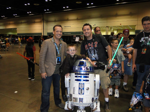 Dee Bradley Baker - Captain Rex - The Clone Wars
