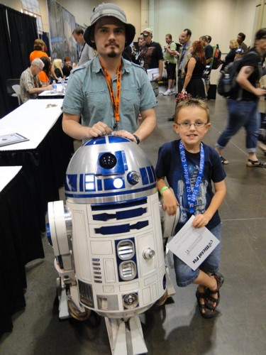 Jake Lloyd - Young Anakin Skywalker