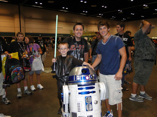 Matt Lanter - Anakin Skywalker - The Clone Wars