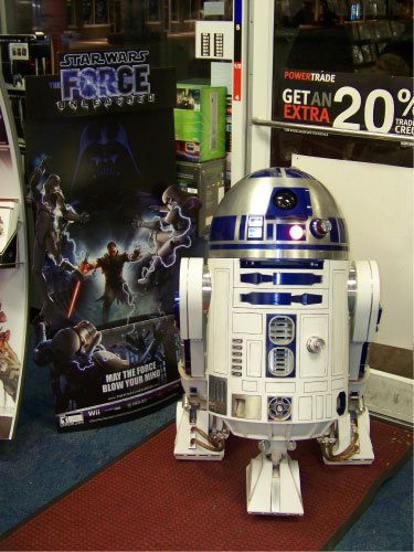 R2-D2 Force Unleashed
