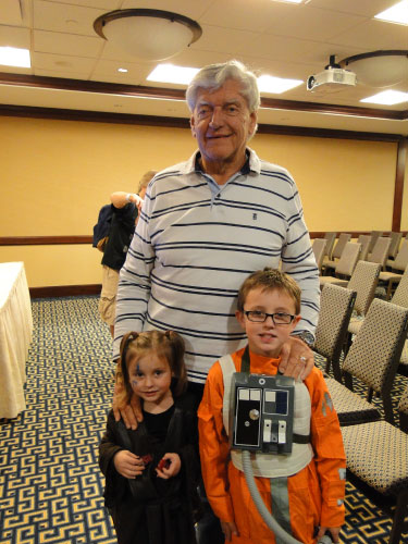 David Prowse - Darth Vadar