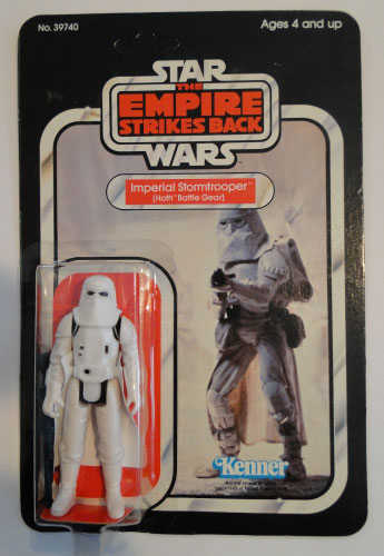 Imperial Stormtrooper (Hoth Battle Gear)
