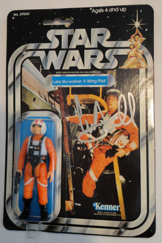 Luke Skywalker X-Wing Pilot Figure